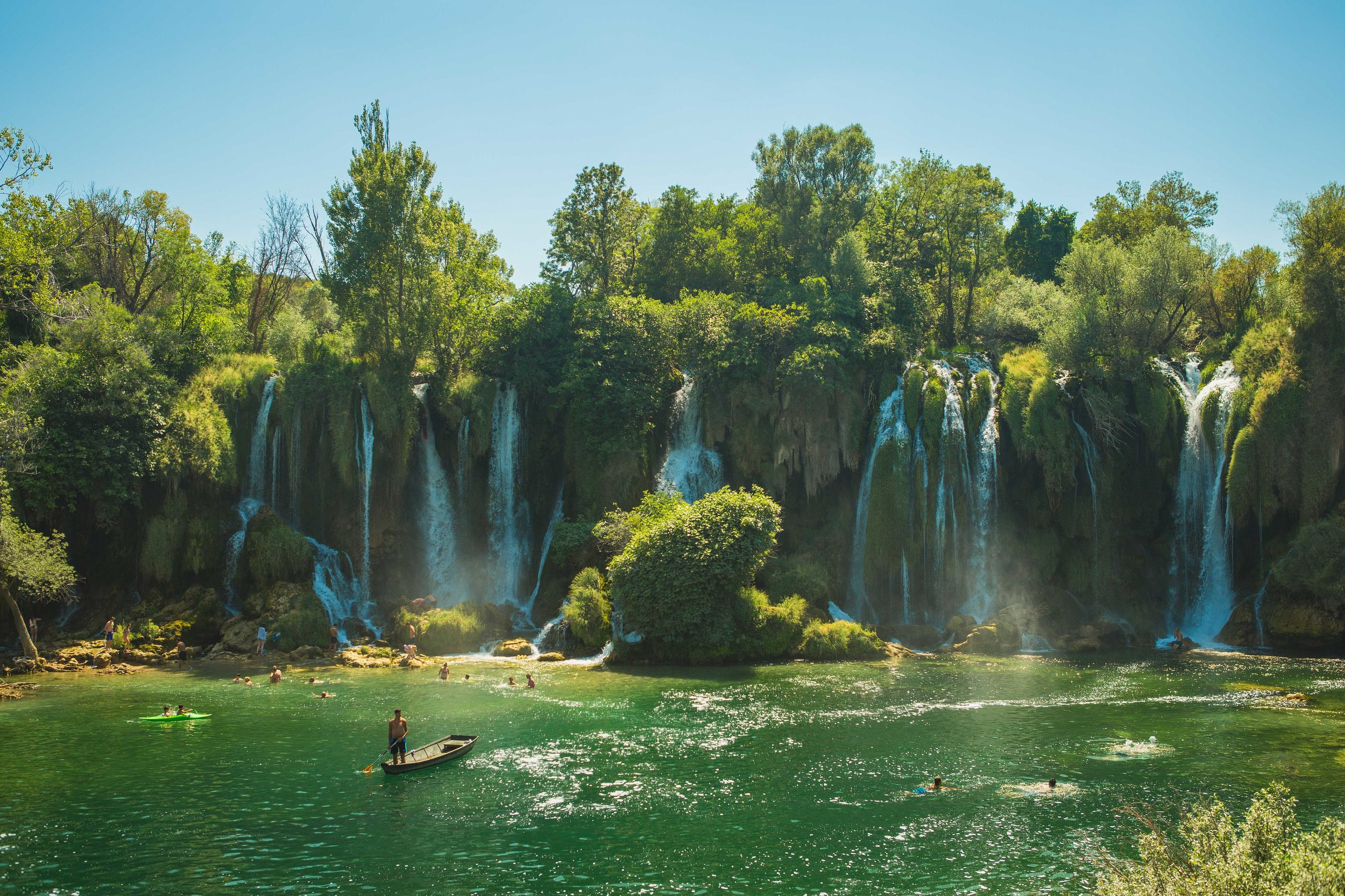Kravice Falls, Bosnia and Herzegovina