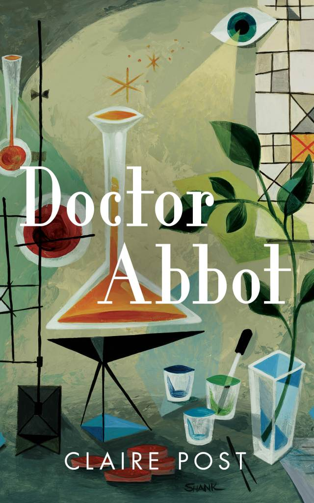 Doctor Abbot Cover