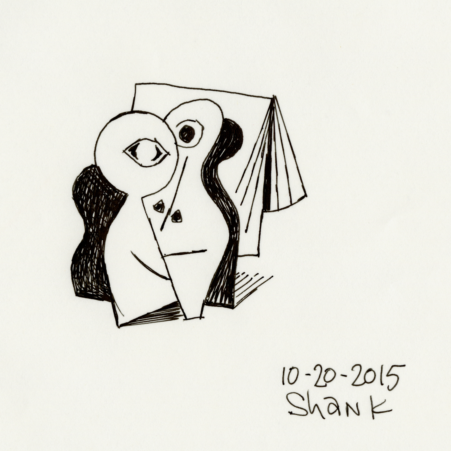 2015-10-20 Don Shank 02 Folded Face