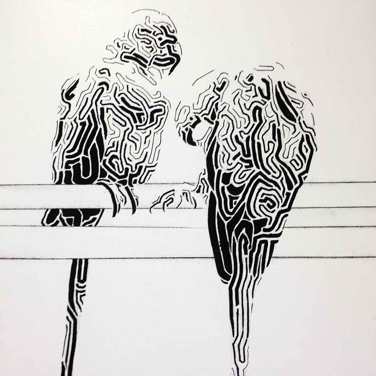 オウム - parrots