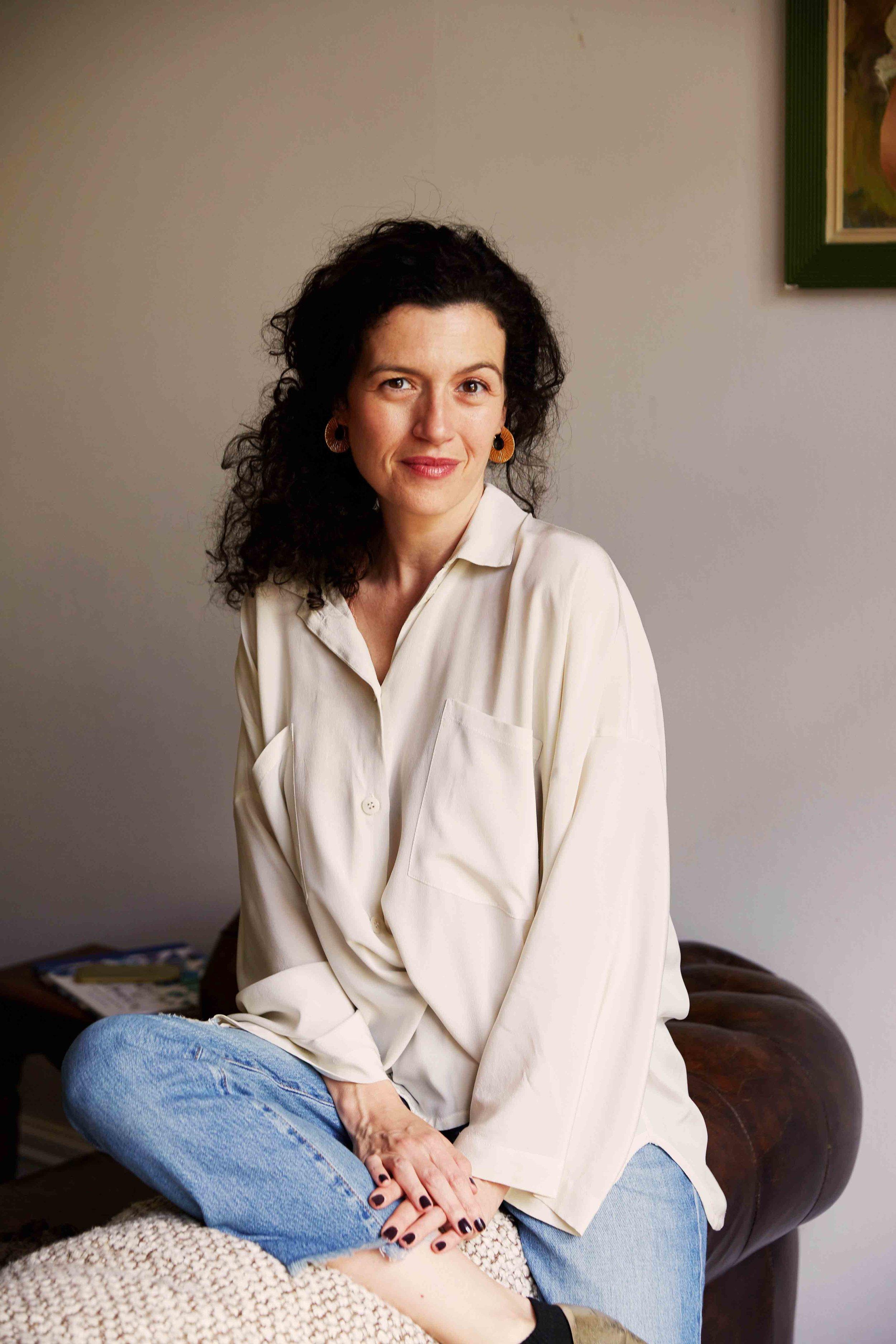 Writer Noelle McCarthy