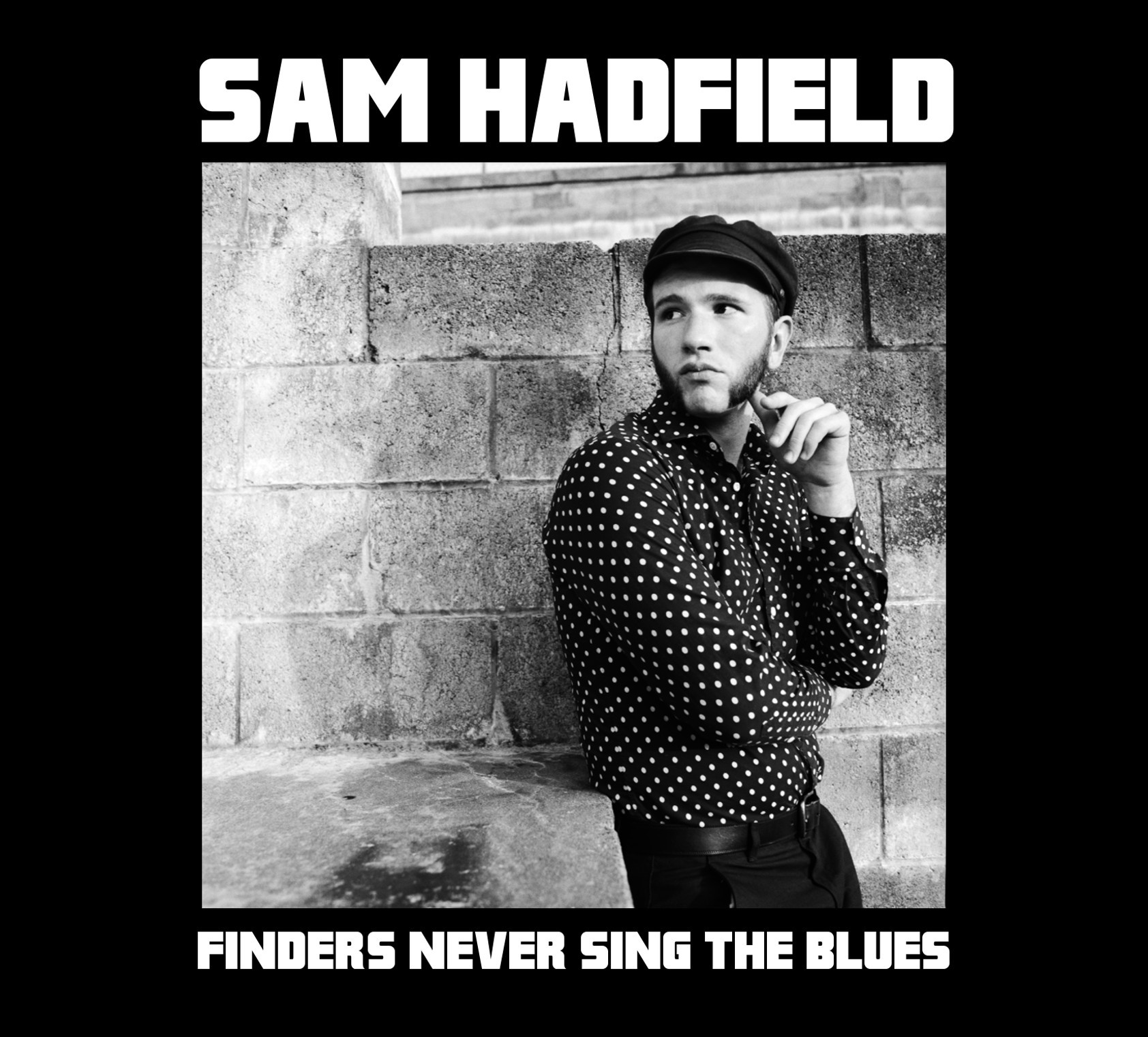 """Thrilled to announce that my new six-song EP, """"Finders Never Sing the Blues"""", will be available on Tuesday, January 9th, 2018! My friends and I have been working hard on this project for quite some time and I can't wait to release it into the wild. Be on the lookout for new show dates, new merch, a new single, and a new video. Check out the new and improved  https://www.samhadfieldmusic.com/ for updates!  Photo by: Laura E. Partain"""