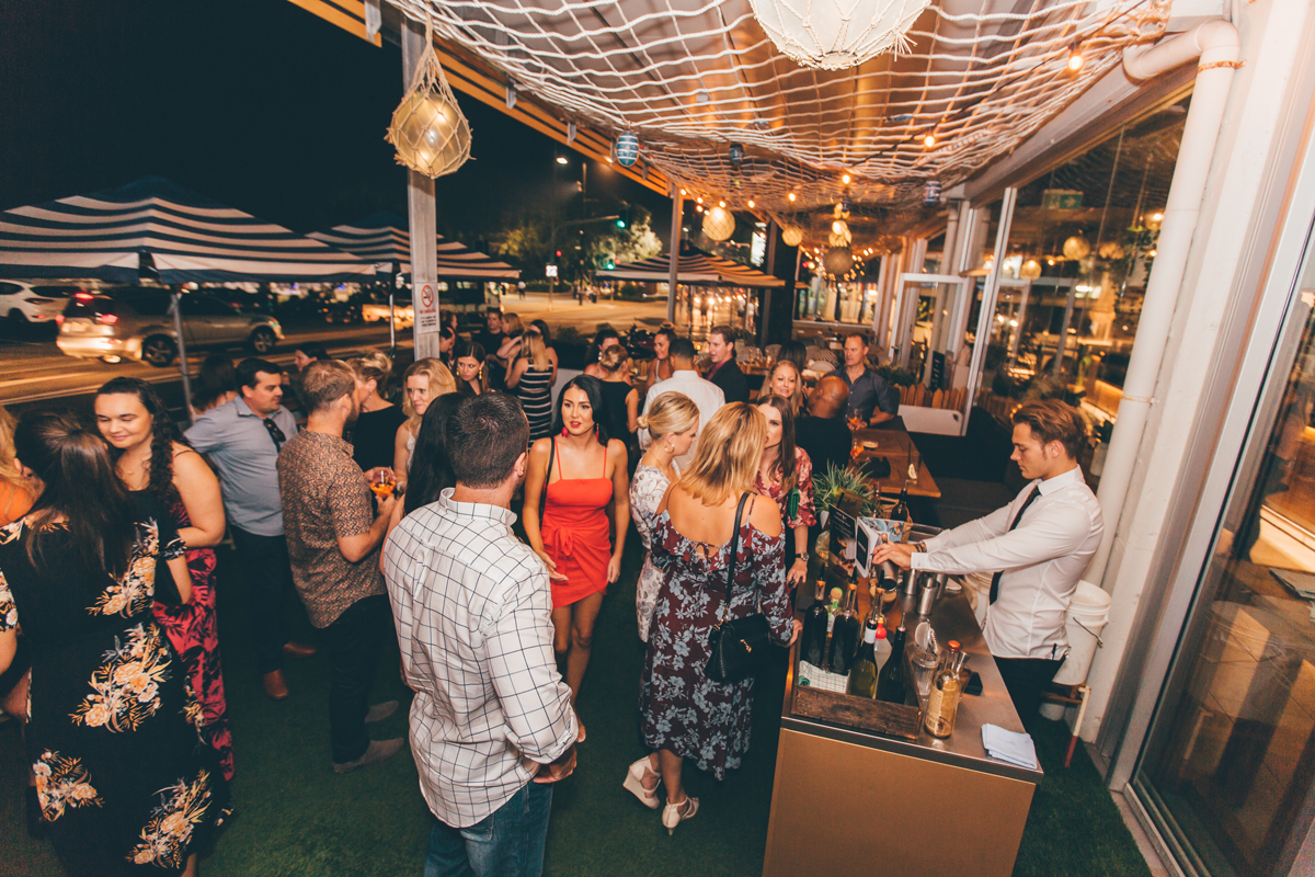 IMPRESS WITH YOUR SURFERS PARADISE FUNCTION AT SANDBAR -