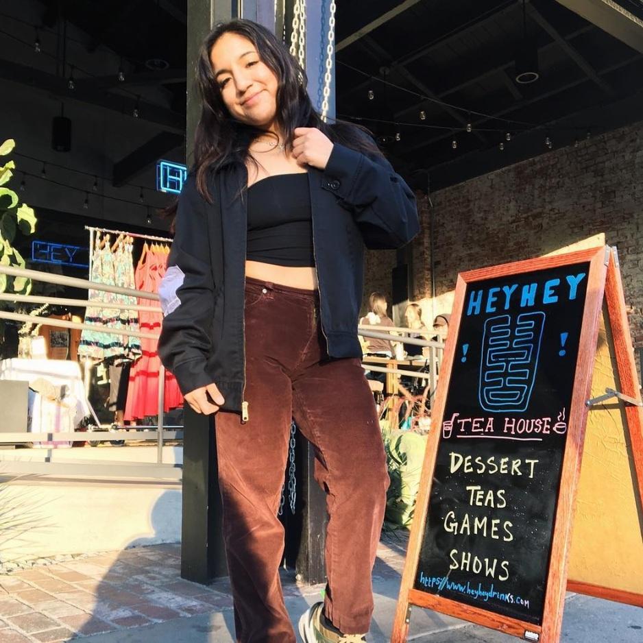 Mayra Moran - Co-founder. Van Nuys, CA.Background: Marketing