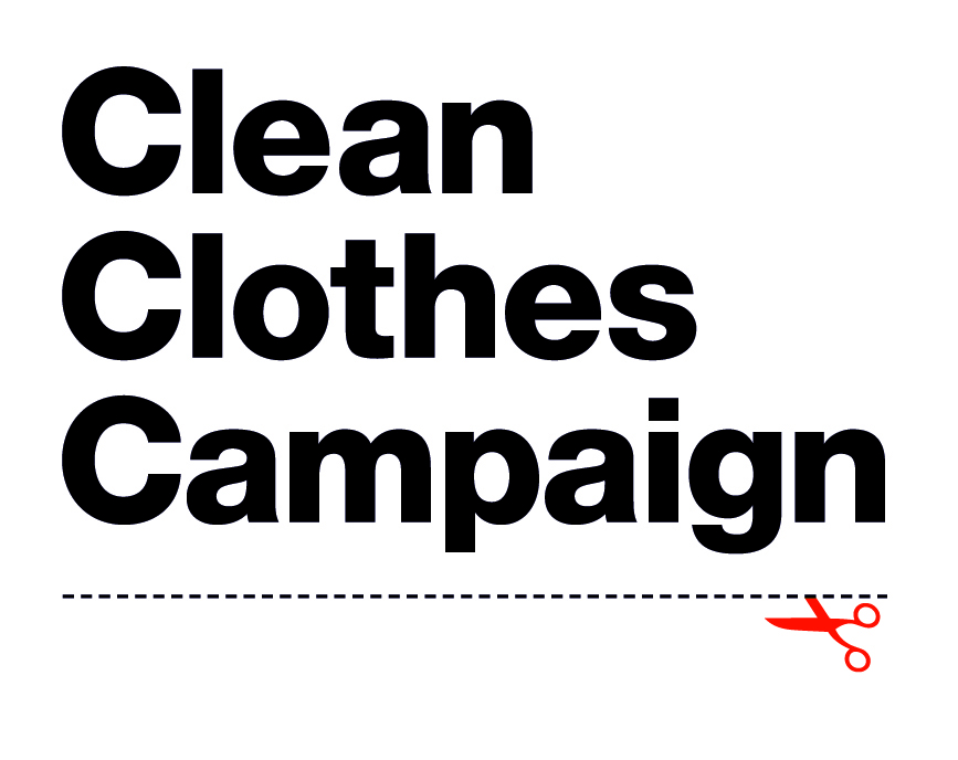Clean Clothes Campaign - The garment industry's largest alliance of labor unions and non-governmental organizations. The civil society campaign focuses on the improvement of working conditions in the garment and sportswear industries.