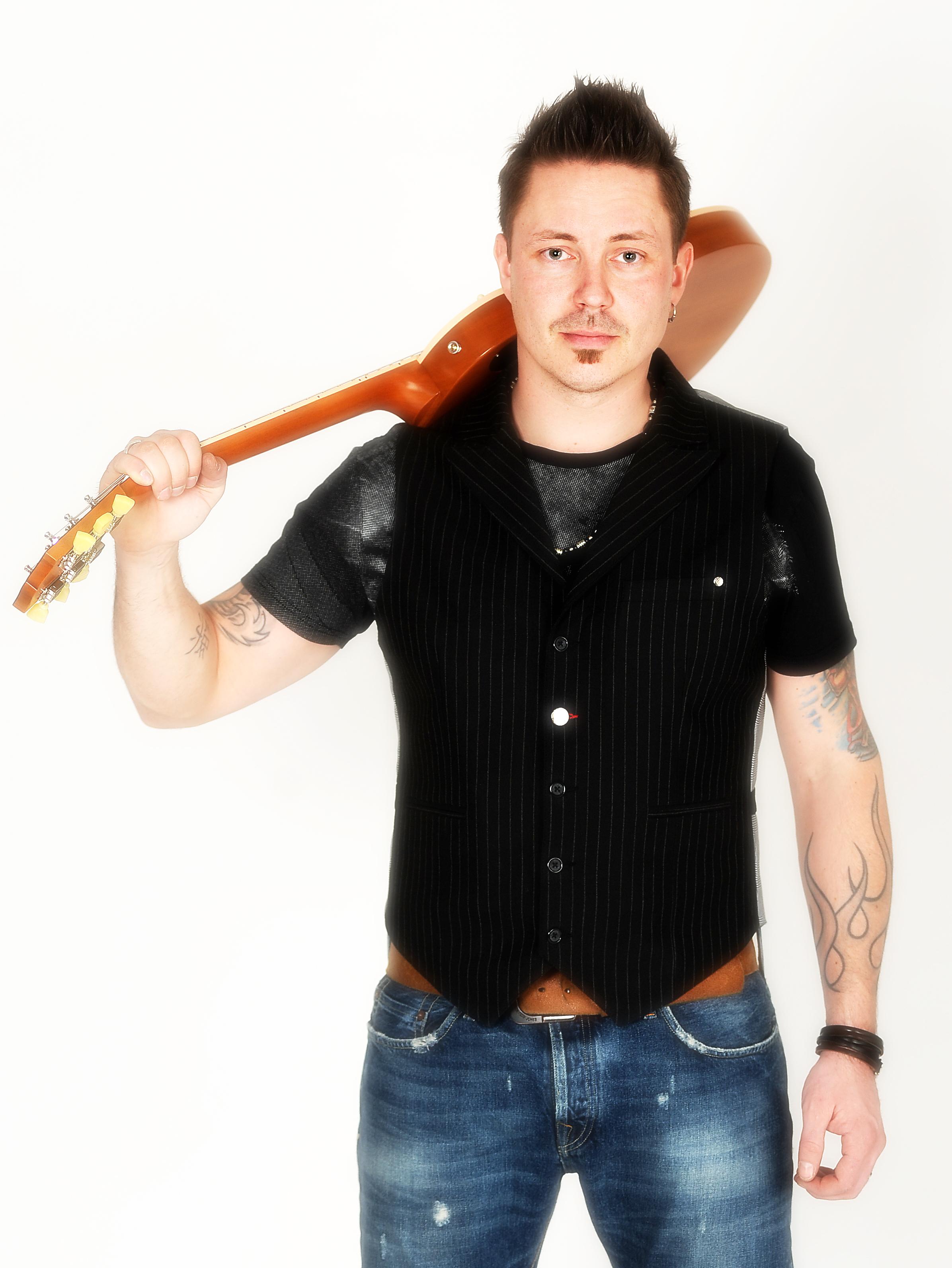 Mikko, vinnare av The Voice of Finland 2012