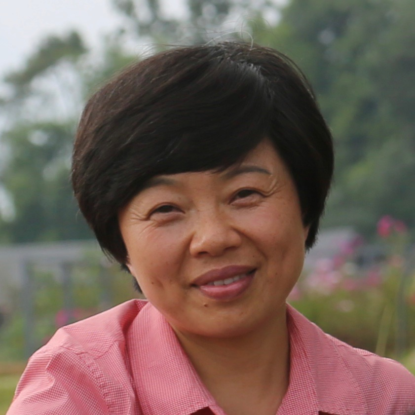 "Mama Lin       ""I hope that the people who comes to the farm feel here as a part of the family"""