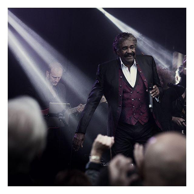 Seeing George McCrae & Motownhead - legends of soul!  #ijsseljazzgorssel #ijsseljazz #erbijopijsseljazz #rabobank #gorssel #soulmusic