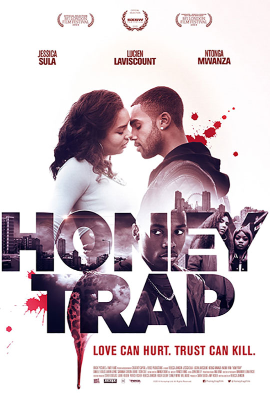 Copy of key art - Honeytrap. Dir: Rebecca Johnson. Bright Pictures.