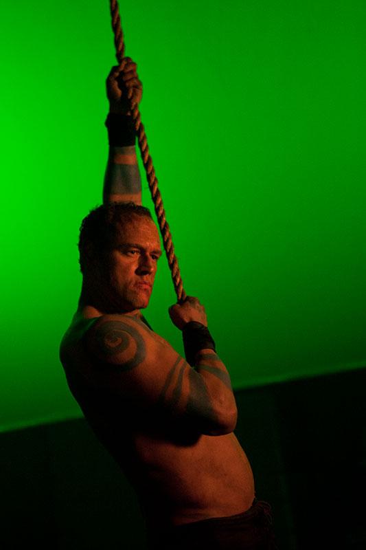 Elliot Cowan in Hammer of the Gods. Dir: Farren Blackburn. Vertigo Films.