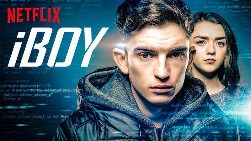 Copy of key art - iboy Dir: Adam Randall. Wigwam Films / Netflix