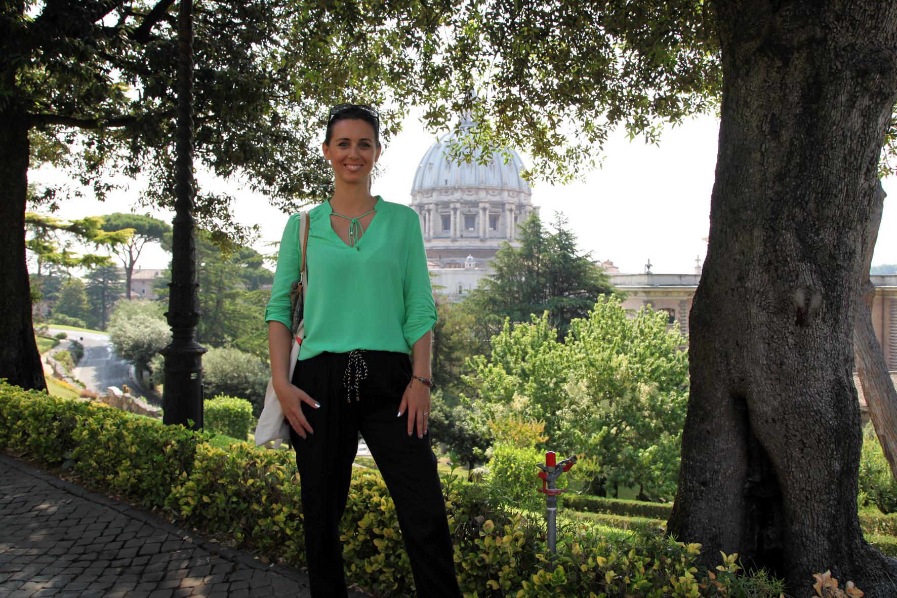 Vatican Gardens, Italy