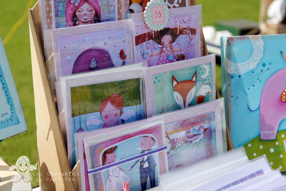 my display at the MIA Park Bazaar 1st March 2014