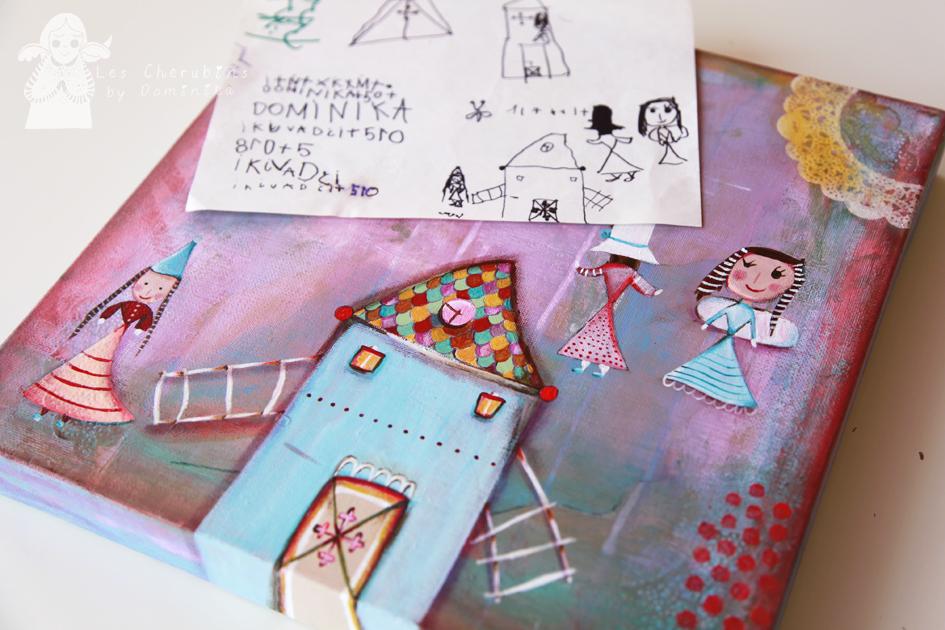 work in progress by Dominika Bozic