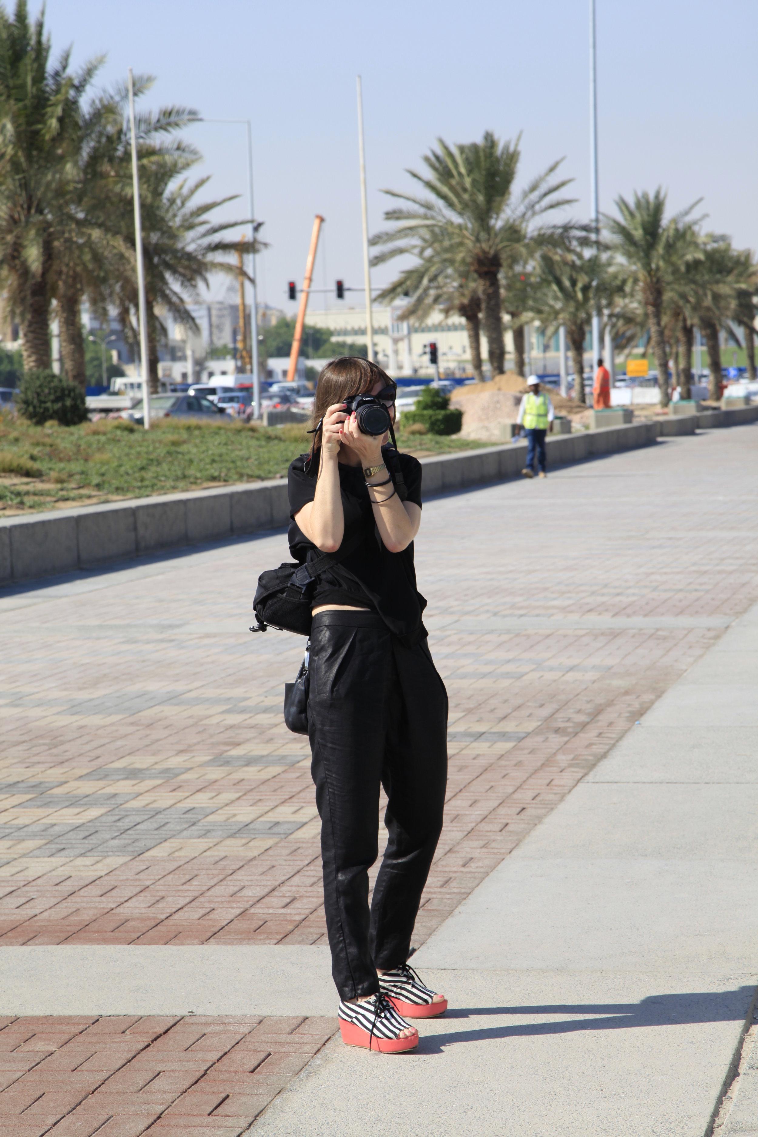 Corniche walk