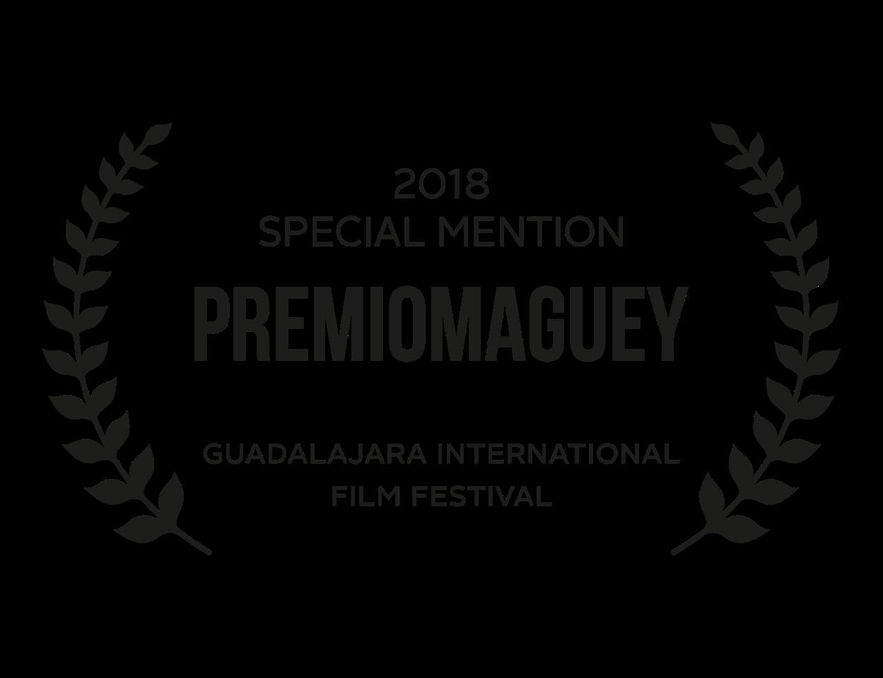 Premio Maguey - Laurel 2018 Special Mention (2).png