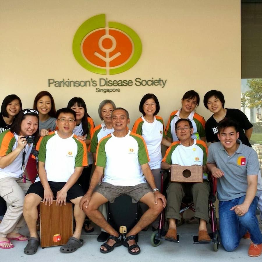 Parkinson's Disease Society Singapore
