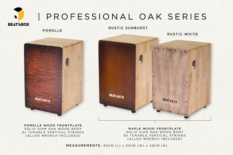 Professional Oak Series
