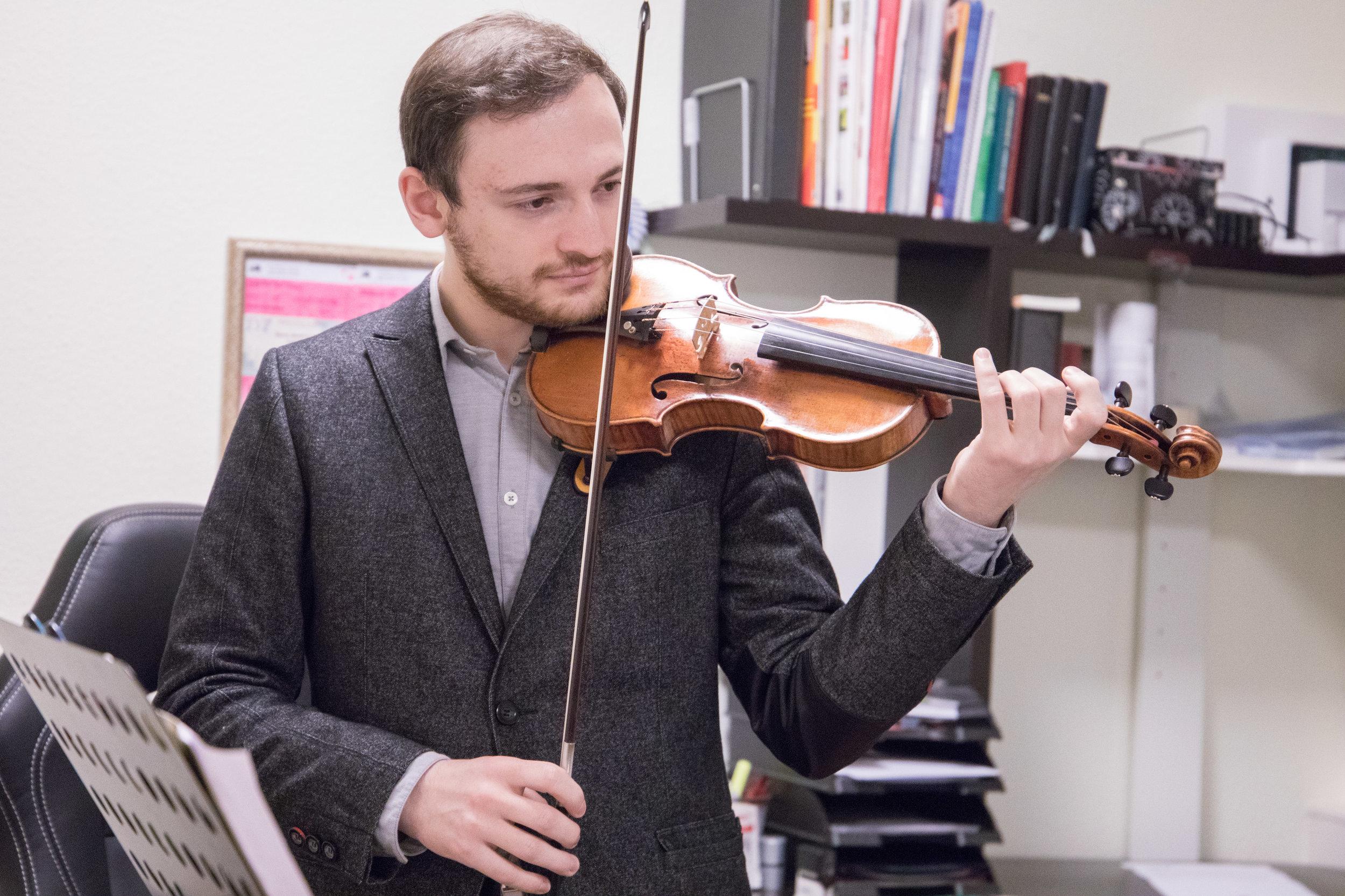 Hamid Musikschule 2019
