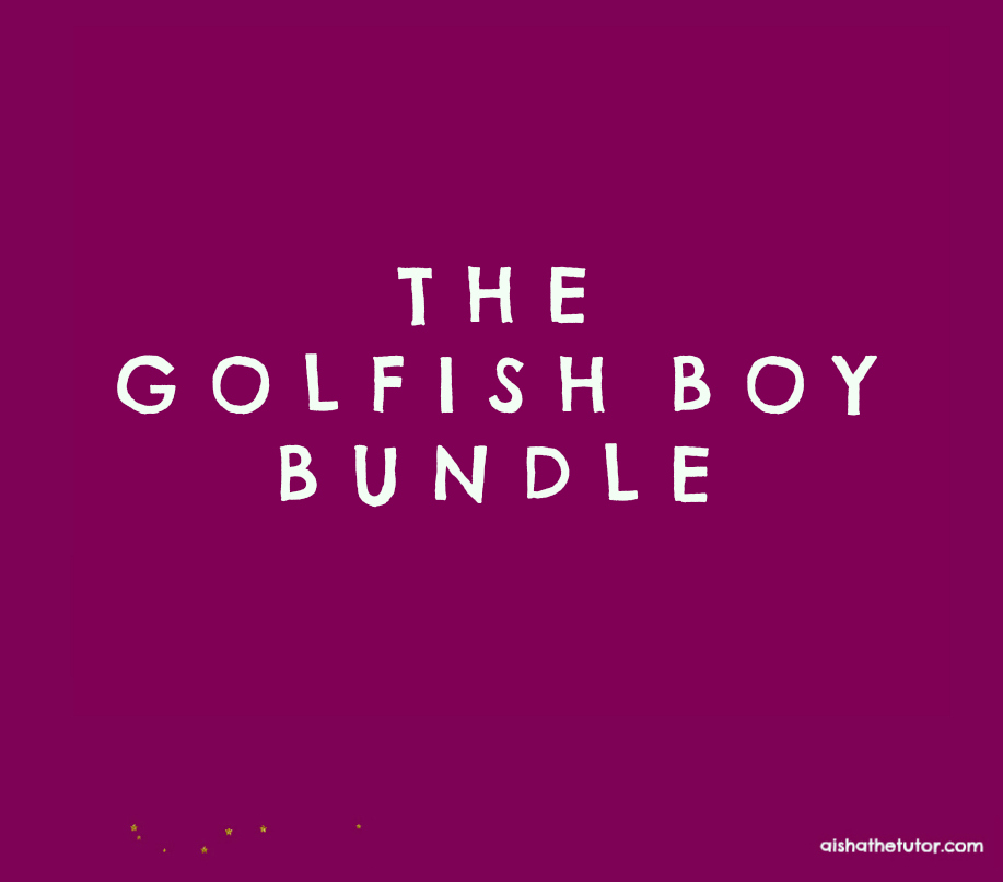 The Goldfish Boy Bundle