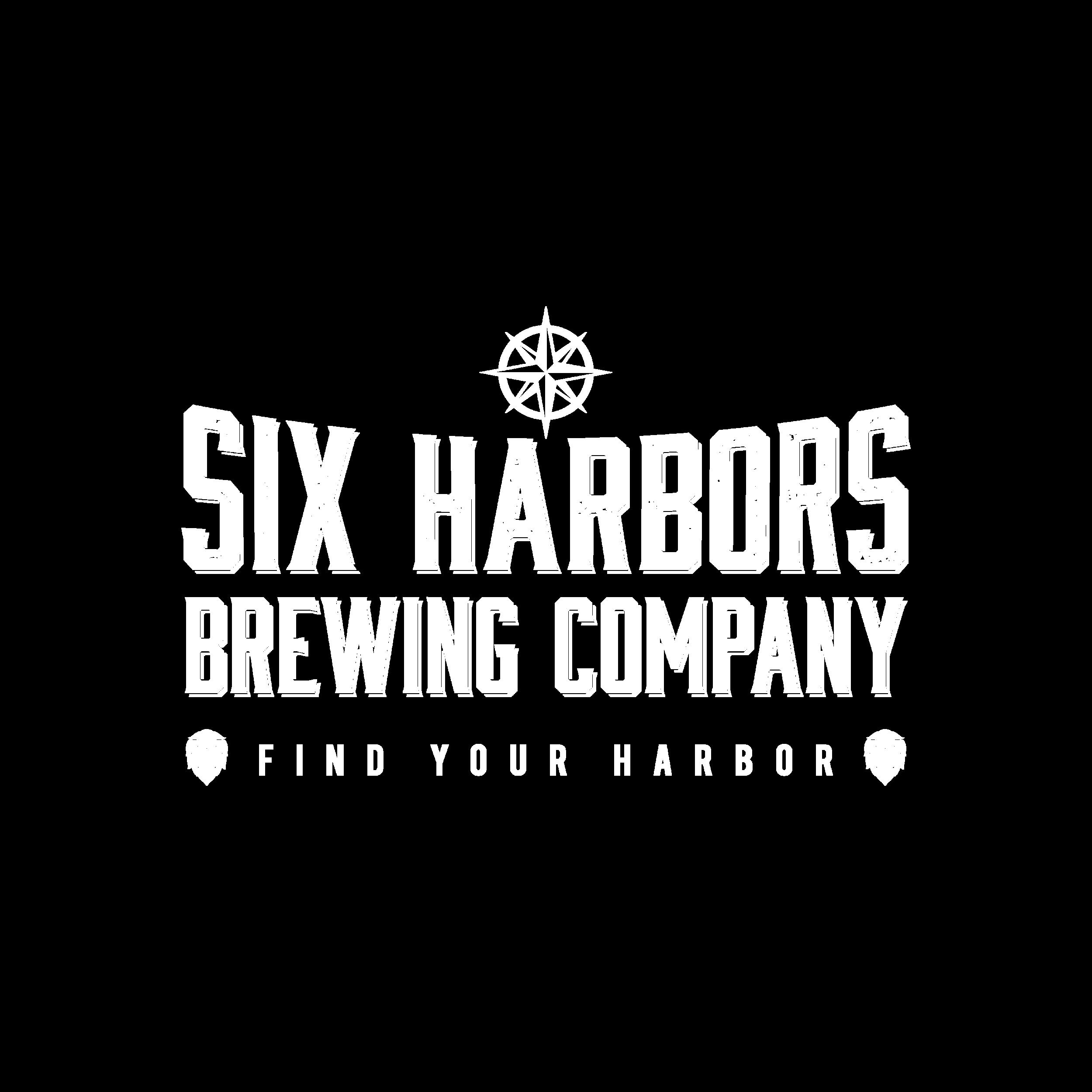 Six Harbors Logo white.png