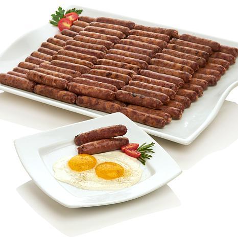 Bison Breakfast Sausage   8-12 Sausages