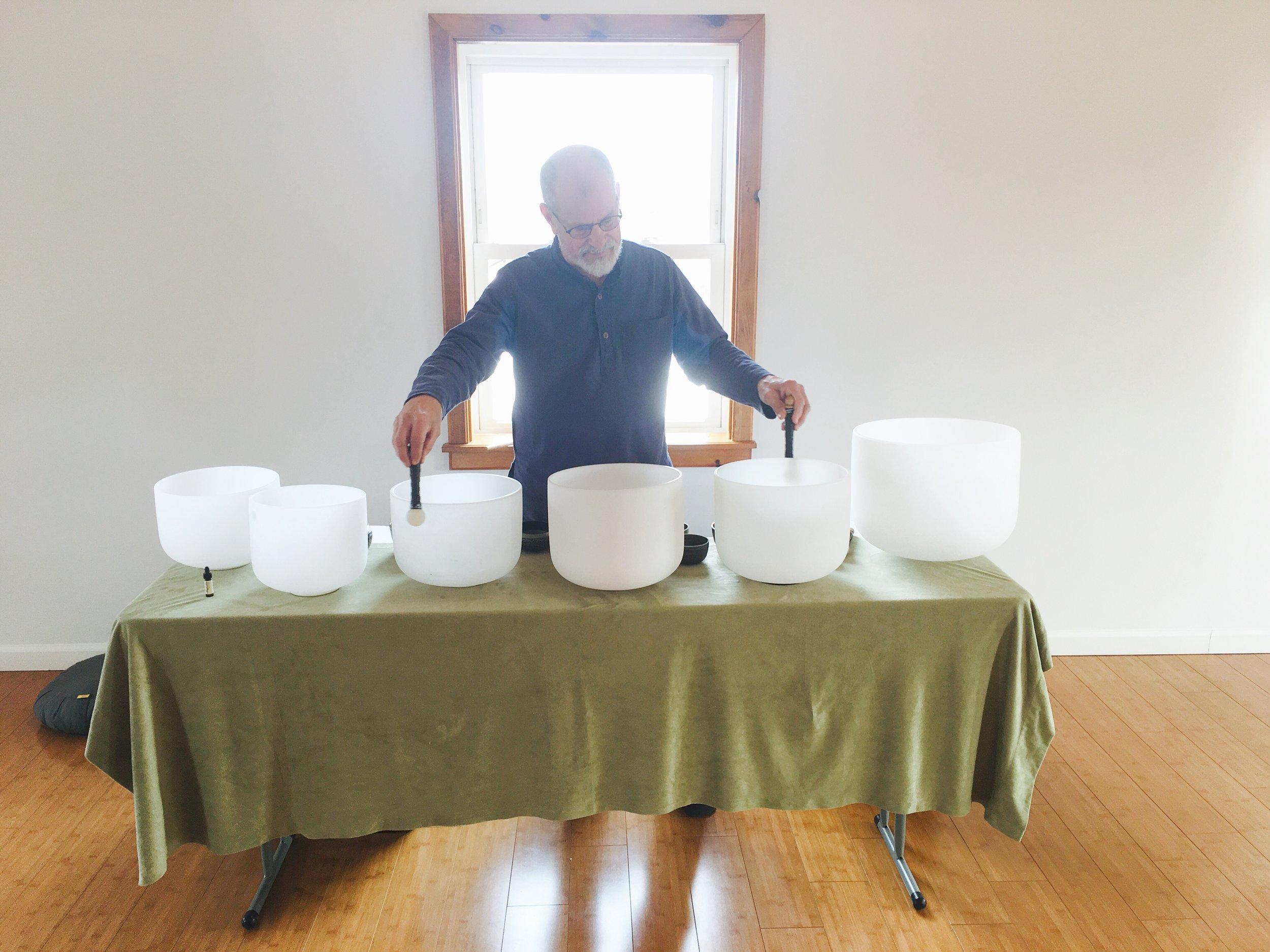 NEW Community Sound Healing
