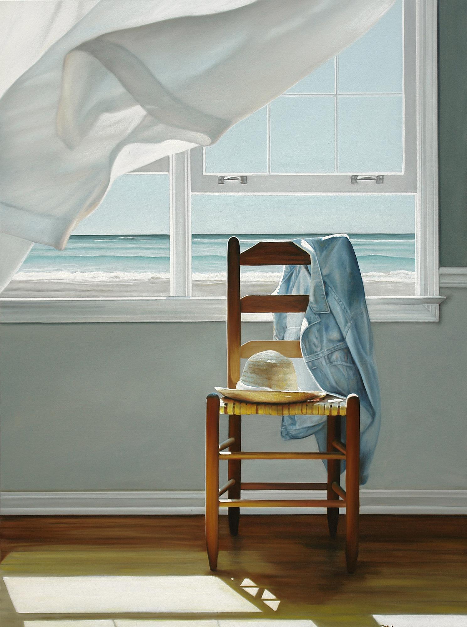 Deep Breathing | 36 x 48 | Oil on canvas