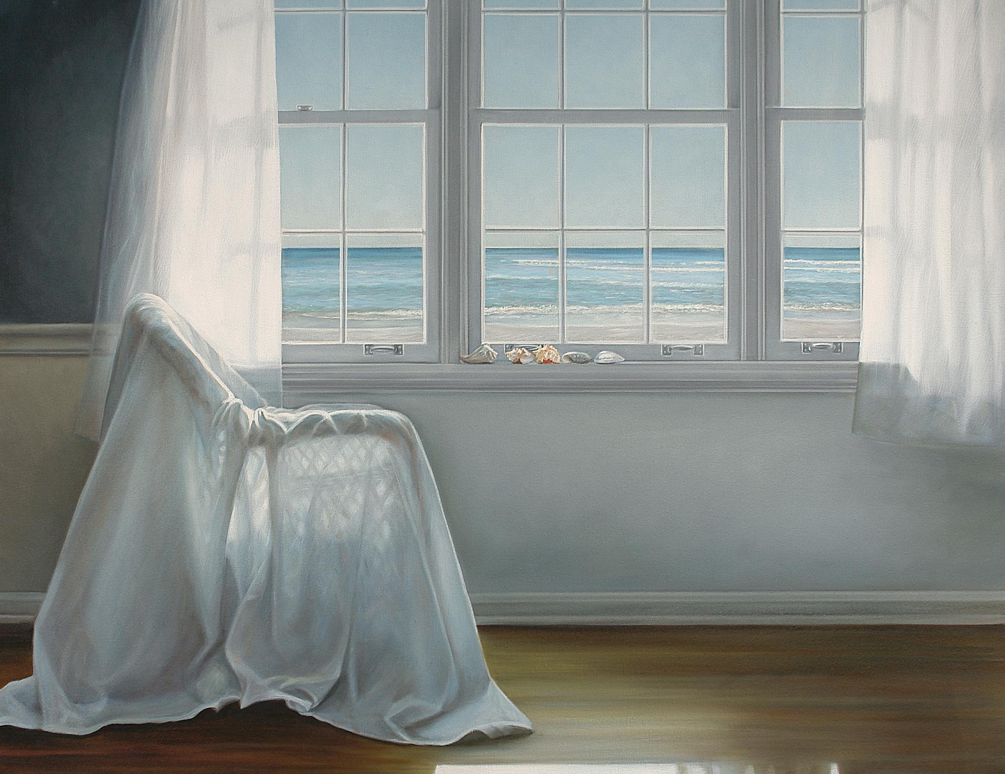 Off Season | 30 x 40 | Oil on canvas