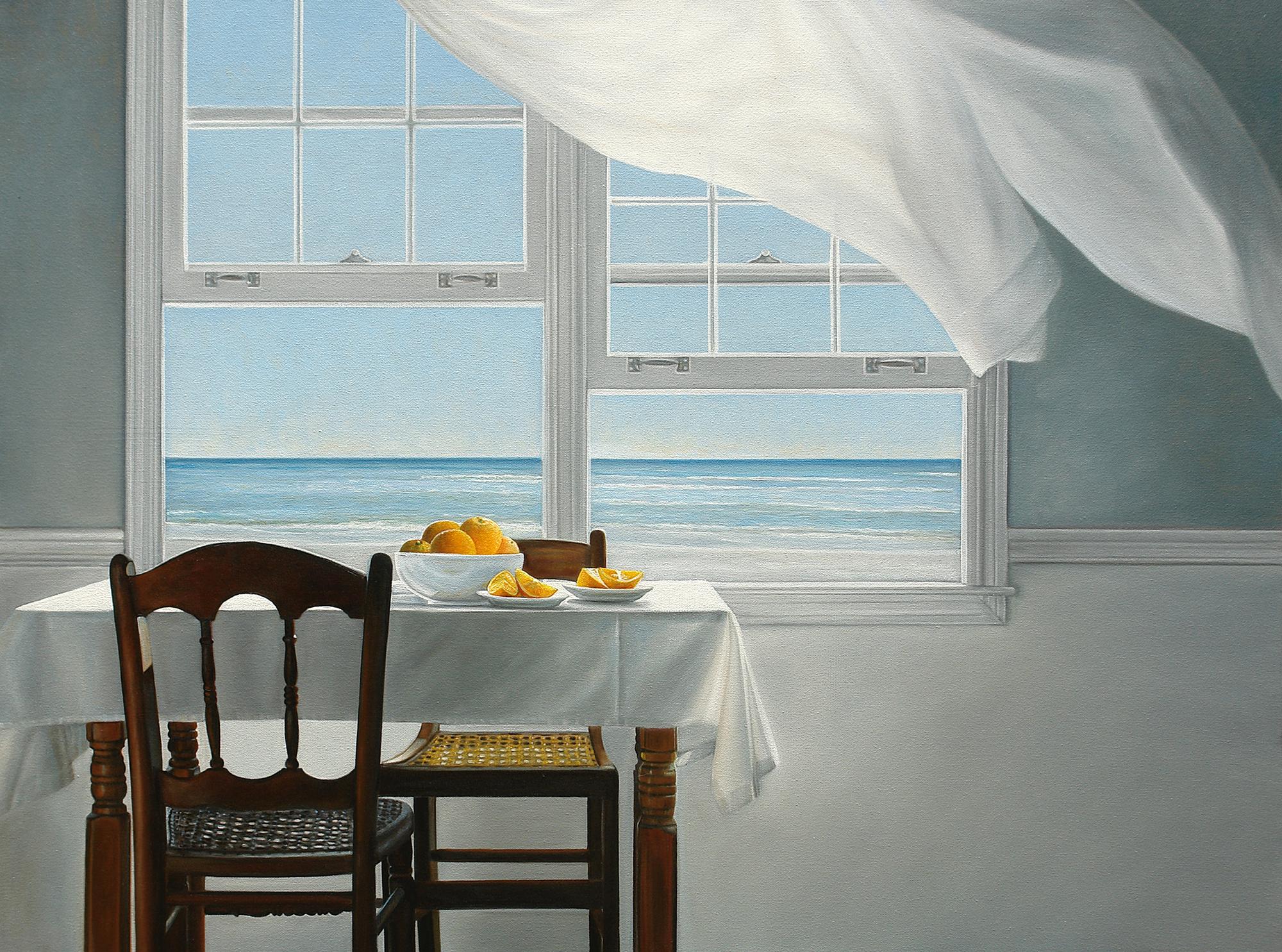 Companions | 30 x 40 | Oil on canvas