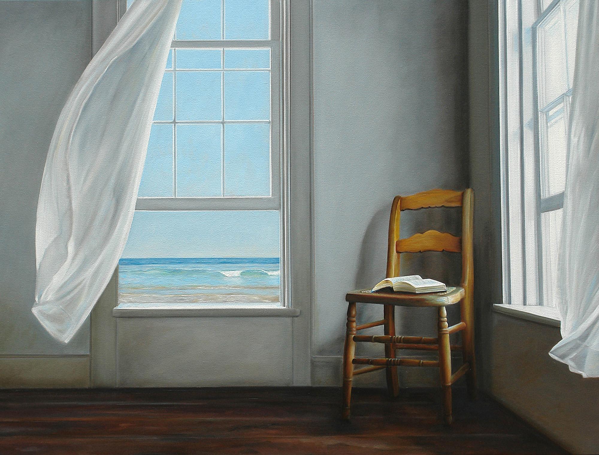 Nauset Beach | 30 x 40 | Oil on canvas