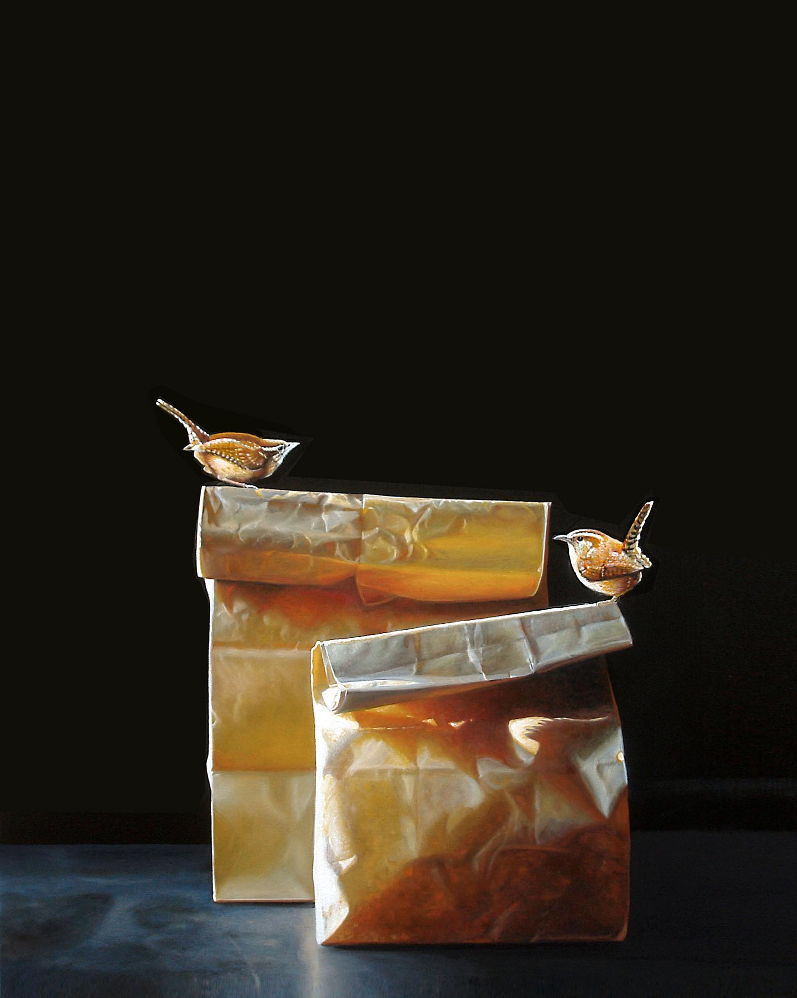 Perch No. 11 | 24 x 30 | Oil on canvas