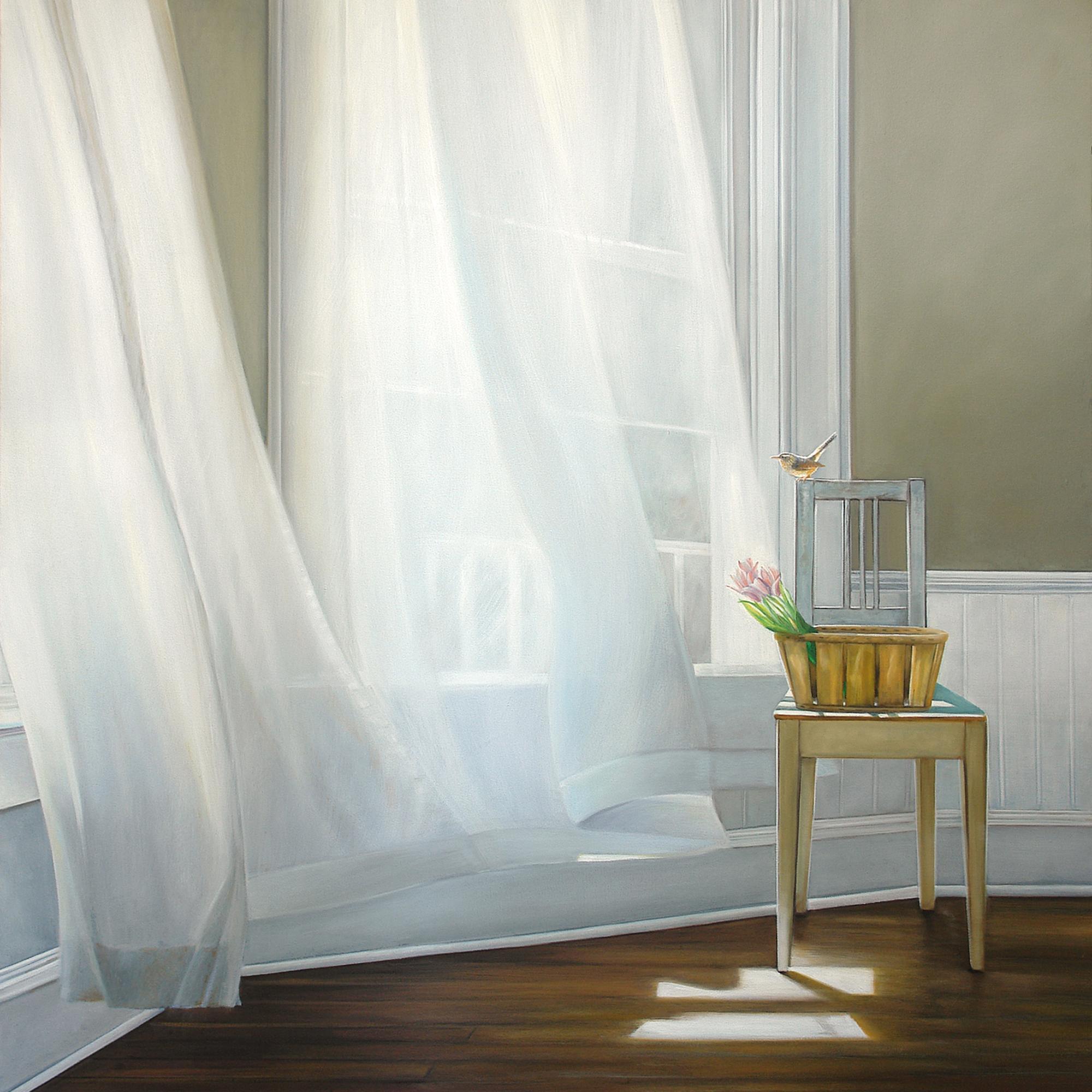 Air & Light | 36x 36 | Oil on canvas