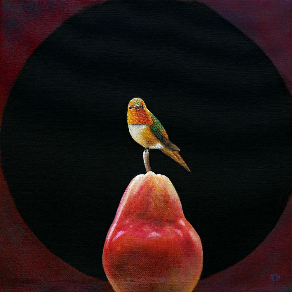 Anjou | 10 x 10 | Oil on canvas