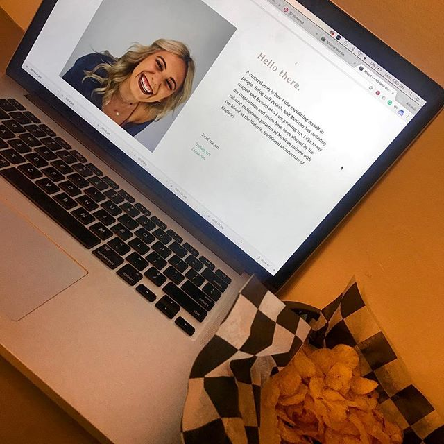 Grilled cheeses & website finalization. Talk about a good Monday!!! 🤩🤩 So excited to share all the projects I've been working on. Check it out #website #graphicdesign #travel #industrialdesign #design #designer #ID #diseño #food