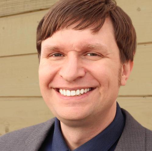 Author David Weatherspoon