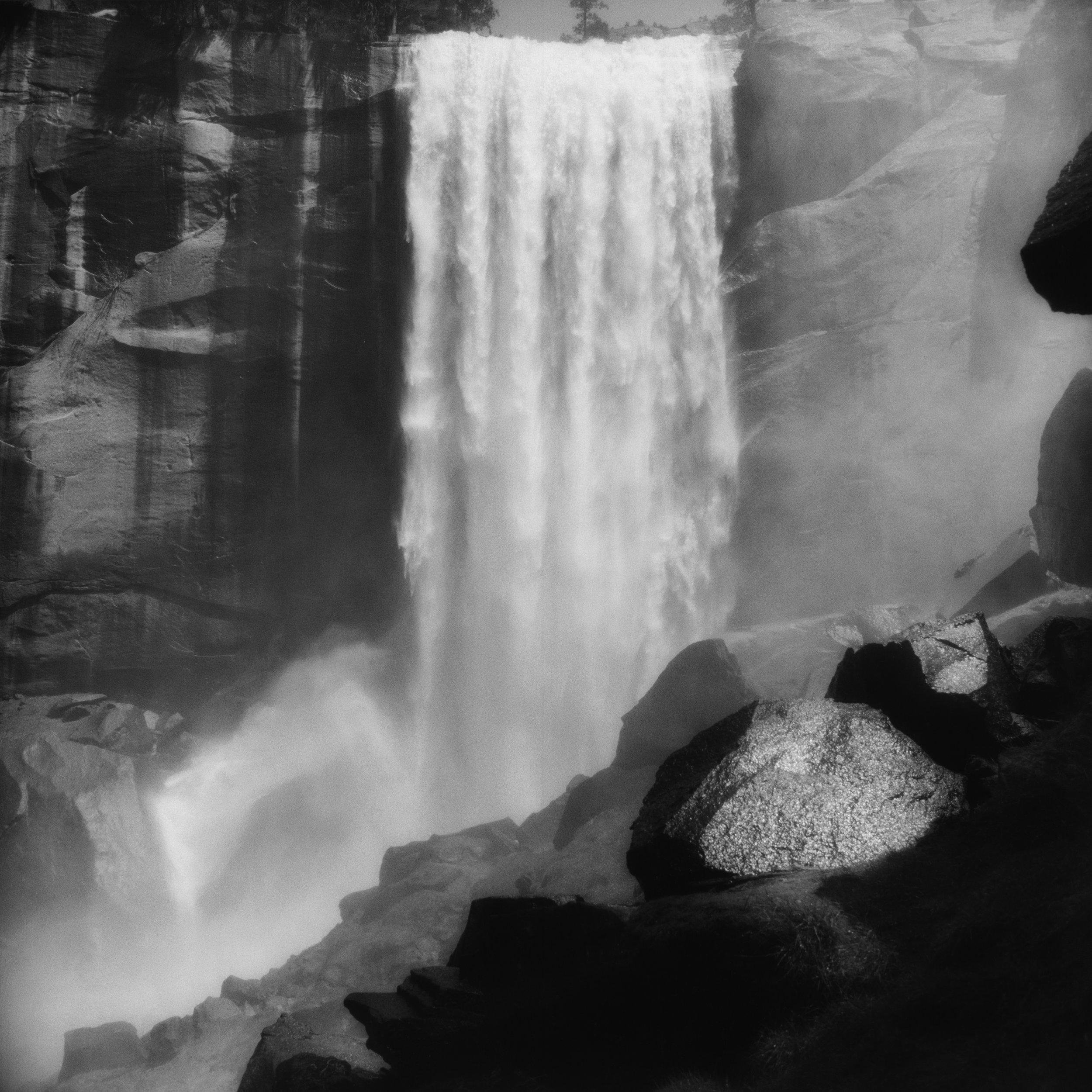 Vernal Falls, 1993