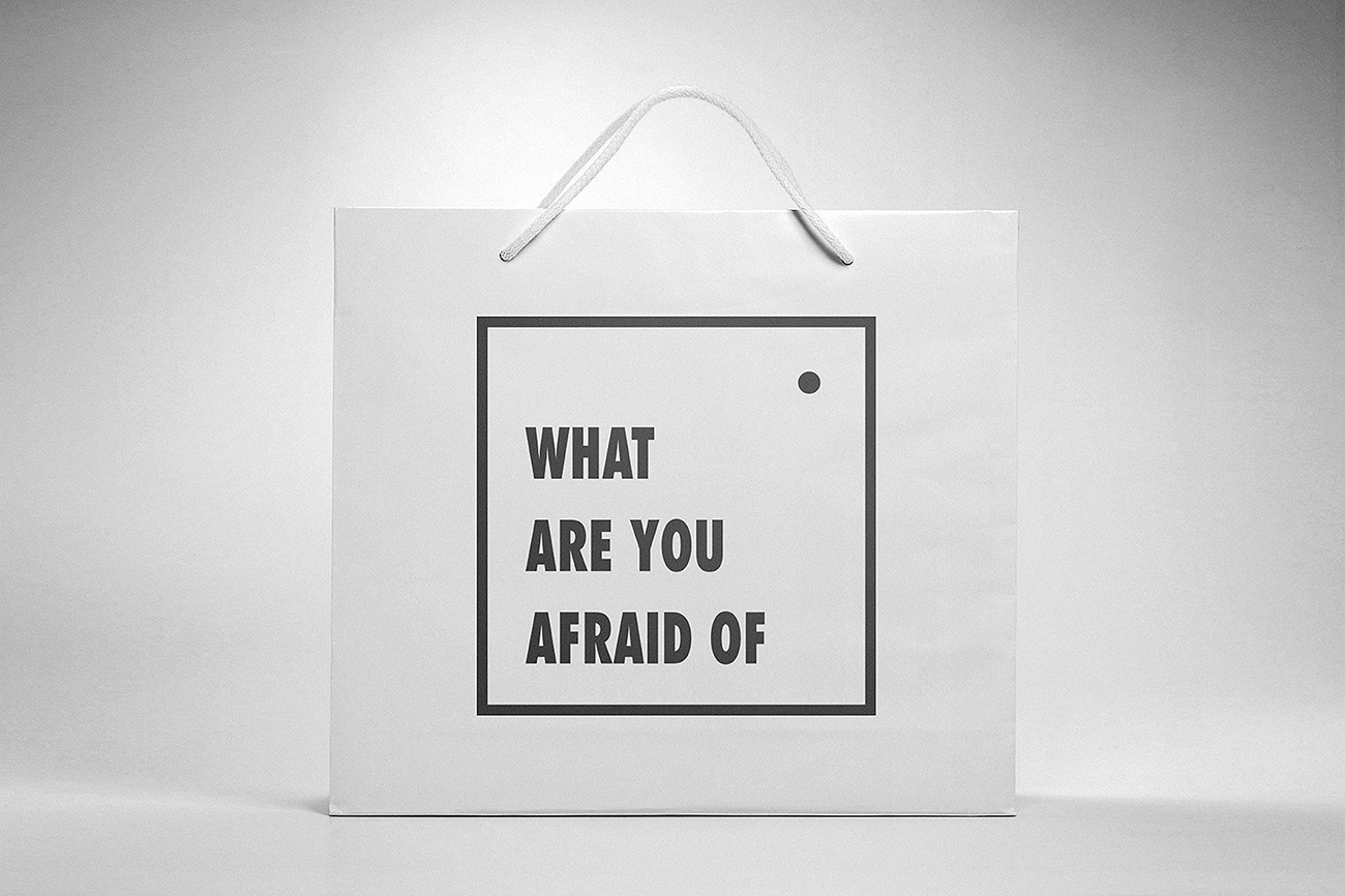 WHAT ARE YOU AFRAID OF? Carla Zimmermann