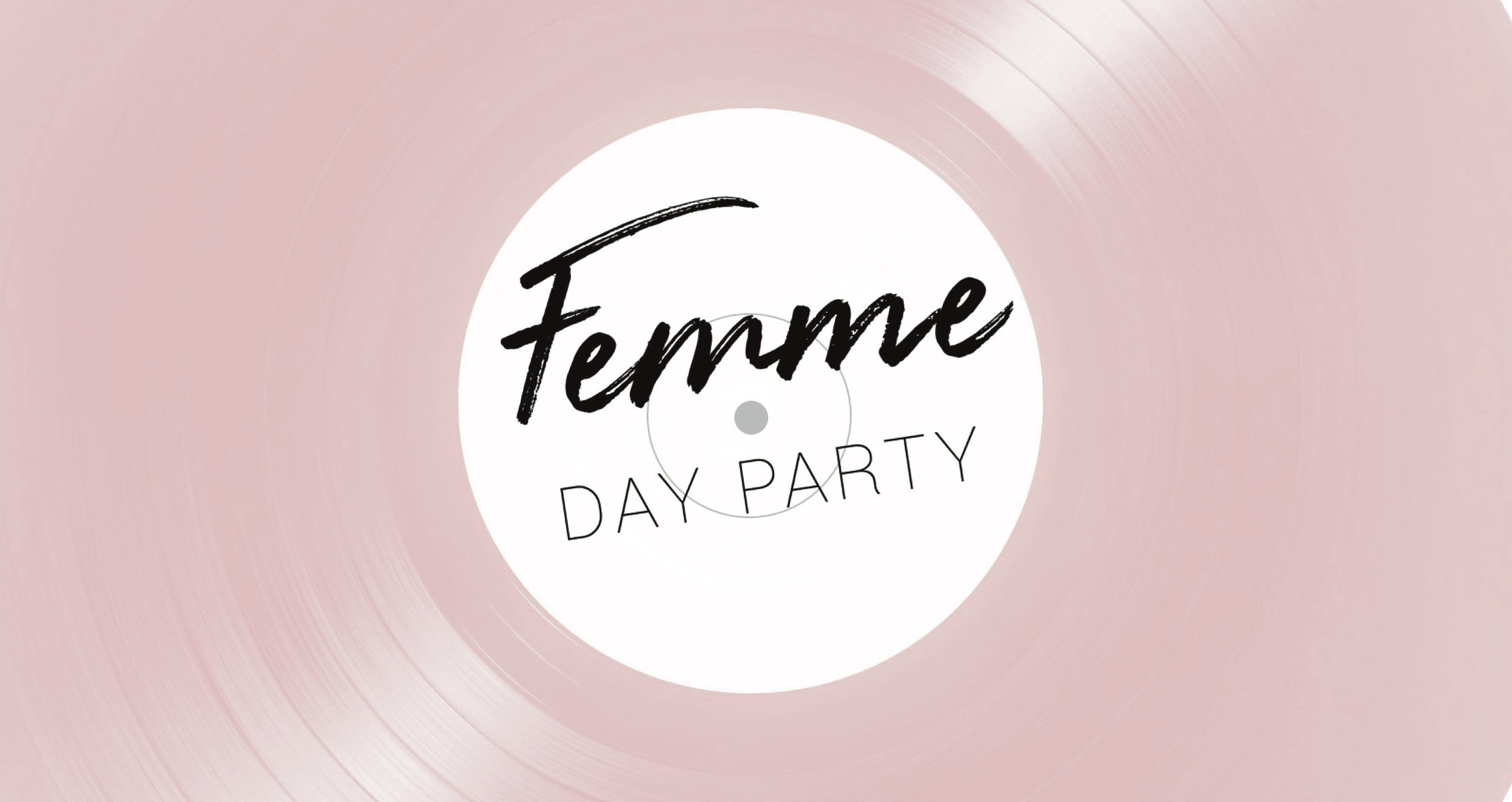 Femme Day Party - Sundays, 3-10pmExpanding the day party to highlight femme/female/non-binary dance crews, DJ's, live performers, pop-ups from lashes and podcasts to food trucks and sweet treats! #femmedaypartyJune 9, 23August 18September 1, 15