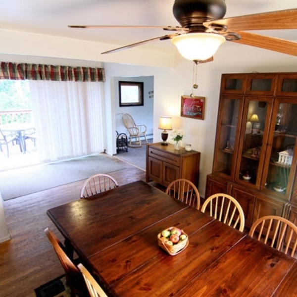 Hudson Hollow  - Is a three-bedroom vacation rental, located next door to the Catskill Lodge.  Enjoy a fully equipped kitchen, dining room, huge living room with a wood burning fireplace, and a deck overlooking the backyard.  Starting at $149/night.