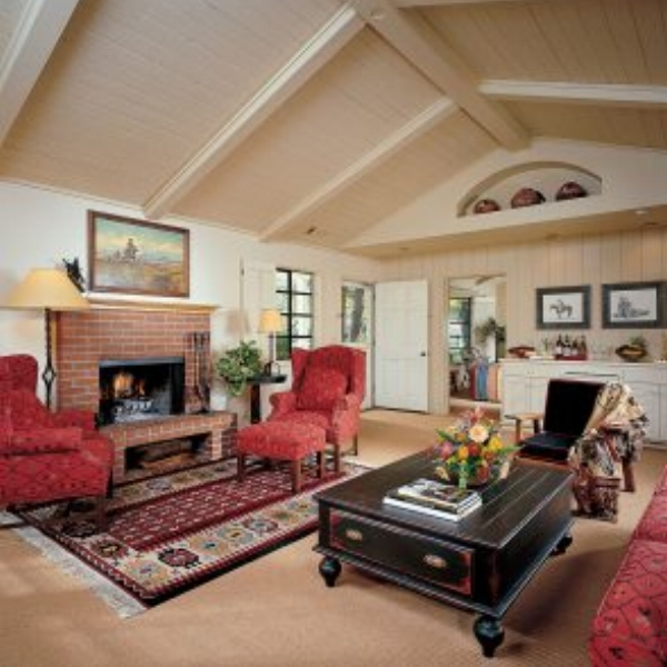 Alisal Ranch   - A secluded jewel tucked into California's famed Santa Ynez Valley, our 10,000-acre ranch melds the spirit of the Old West with the seductive charms of today.