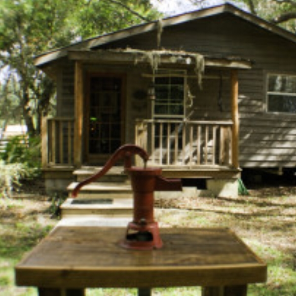 The Griffin Ranch  - Entering The Griffin Ranch you encounter an era of a classic, old Florida ranch life: a world capturing the romance and elegance of a by-gone era. The Ranch is set on 30 acres filled with ponds, pastures and wooded forrests.