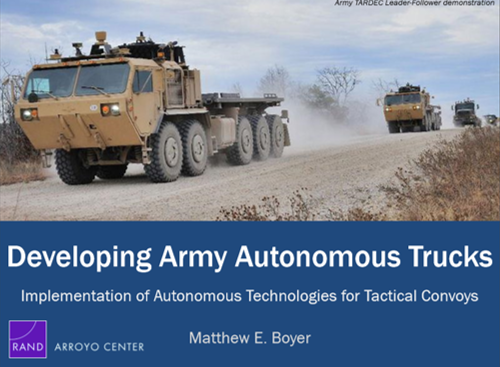 Boyer Developing Army Autonomous Trucks Cover Slide.png