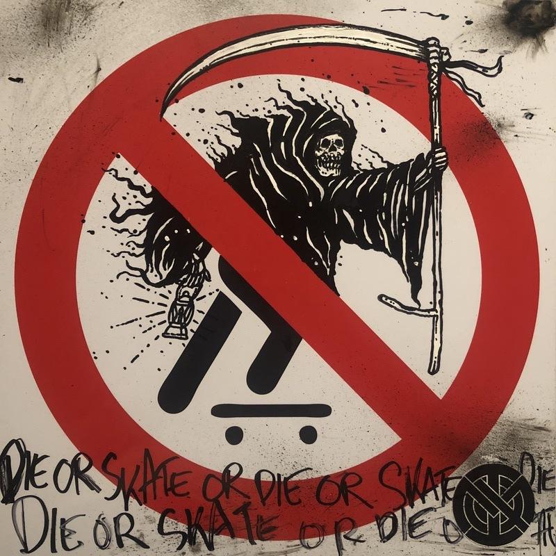 Die or Skate  by Kilas (SG)