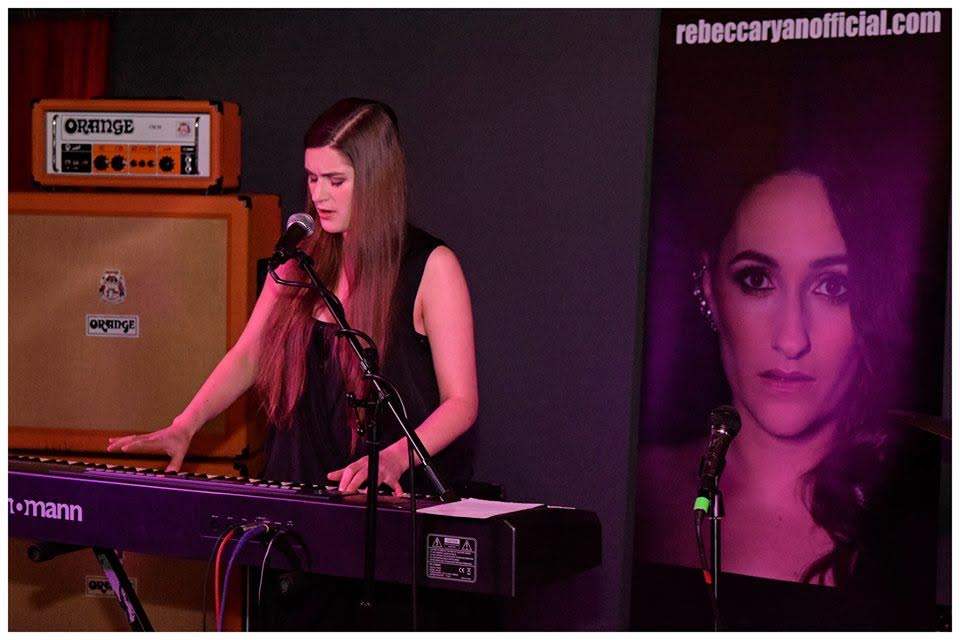 November 2016: Rebecca Ryan's EP Launch