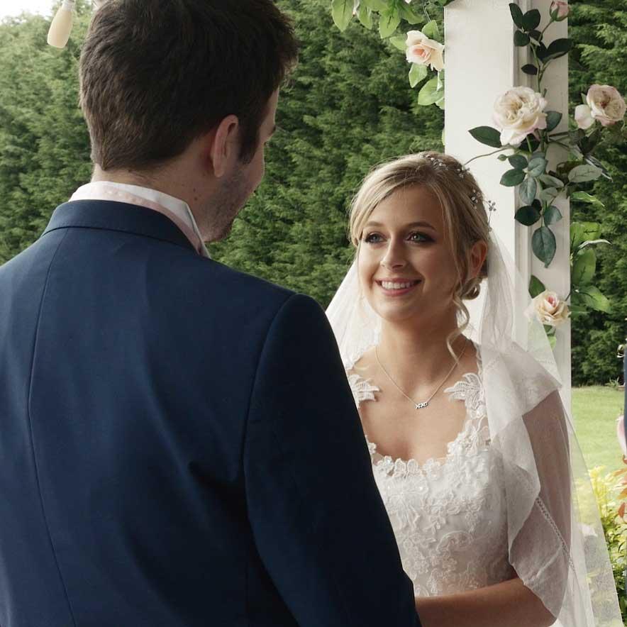 Kent wedding video