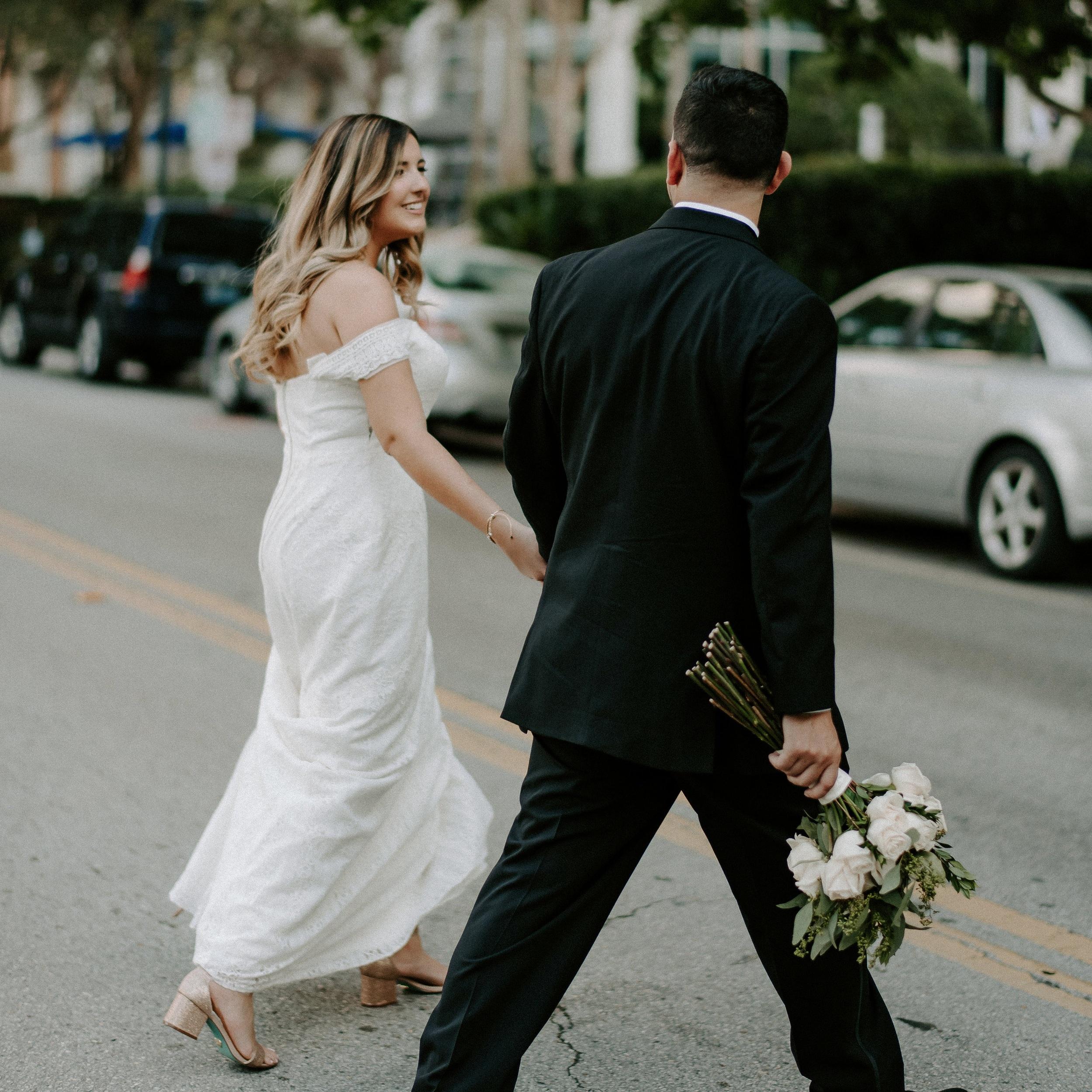 Erika + Jon's Wedding // 310 Lakeside Orlando, FL