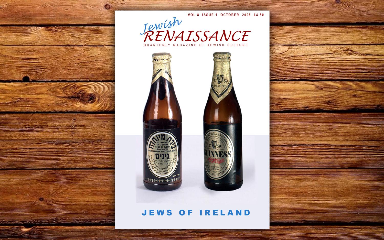 OCTOBER 2008 // THE JEWS OF IRELAND