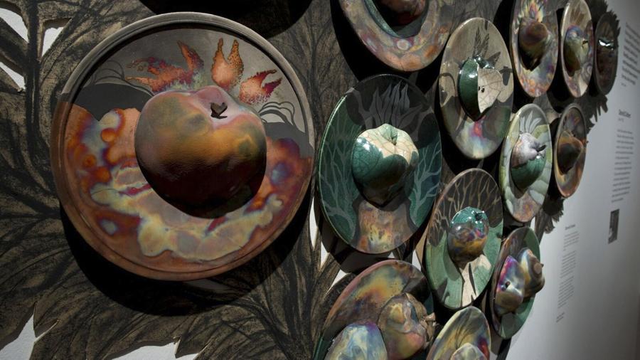 Apples by David Cohen © Benedict Johnson