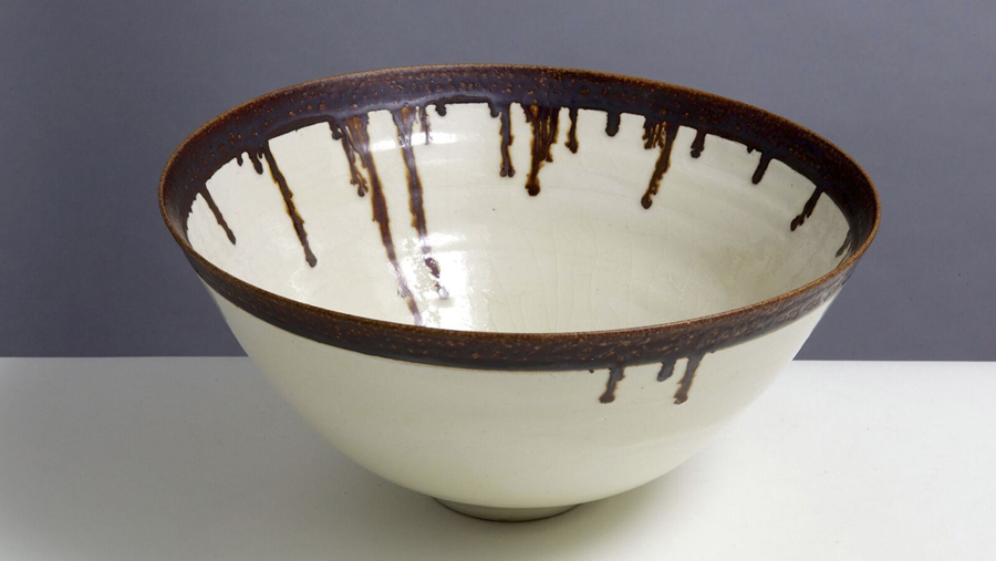 Bowl by Lucie Rie